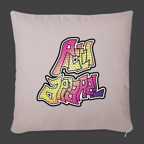 PA LOGO - 6 - Sofa pillowcase 17,3'' x 17,3'' (45 x 45 cm)