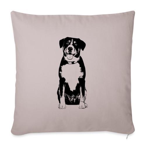 Entlebucher Sennenhund Hunde Design Geschenkidee - Sofakissenbezug 44 x 44 cm