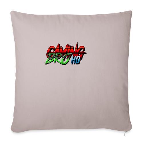 gamin brohd - Sofa pillowcase 17,3'' x 17,3'' (45 x 45 cm)