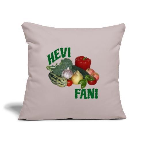 Hevi-fani - Sohvatyynyn päällinen 45 x 45 cm