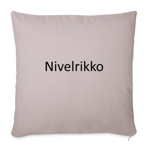 Nivelrikko - Sohvatyynyn päällinen 45 x 45 cm