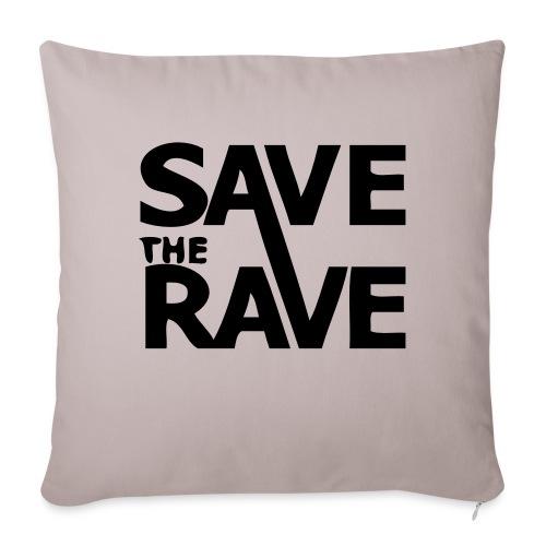 savetheravefantazia - Sofa pillowcase 17,3'' x 17,3'' (45 x 45 cm)