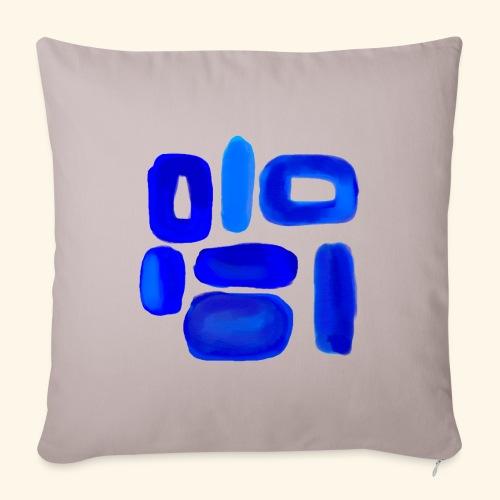 Blue Sky - Soffkuddsöverdrag, 45 x 45 cm