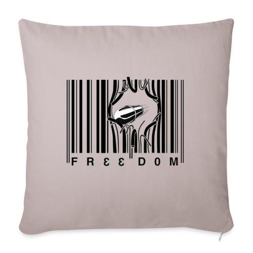 Freedom:by wesleysilva - Funda de cojín, 45 x 45 cm