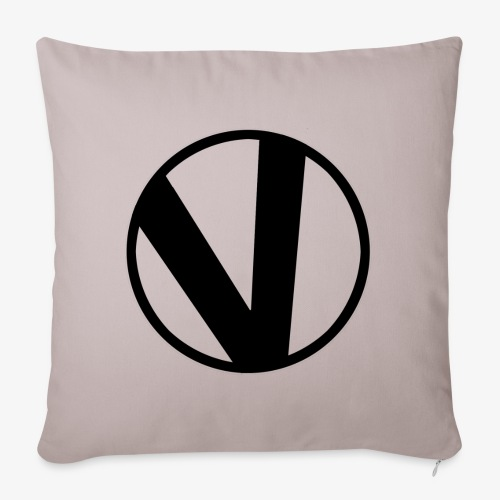 Vod - Sofa pillowcase 17,3'' x 17,3'' (45 x 45 cm)