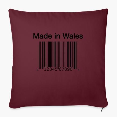 Made in Wales - Sofa pillowcase 17,3'' x 17,3'' (45 x 45 cm)