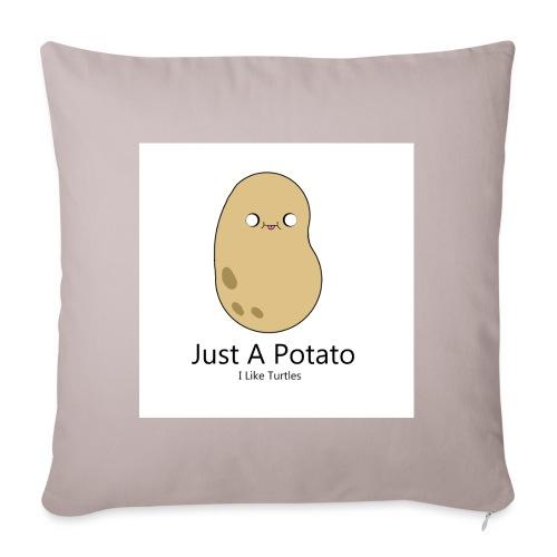 just a potato ;D - Soffkuddsöverdrag, 45 x 45 cm