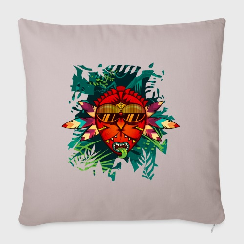 Back to the Roots - Housse de coussin décorative 45 x 45 cm