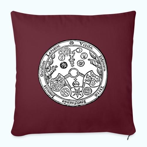 Alchemie - Sofa pillowcase 17,3'' x 17,3'' (45 x 45 cm)