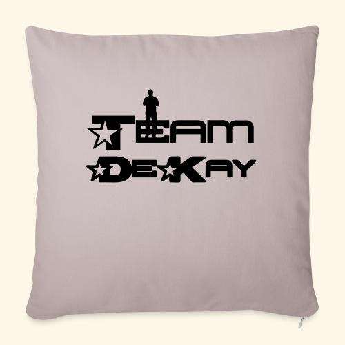 Team_Tim - Sofa pillowcase 17,3'' x 17,3'' (45 x 45 cm)