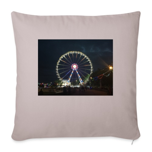 Torquay - Sofa pillowcase 17,3'' x 17,3'' (45 x 45 cm)