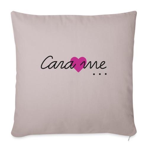 CARAME - Copricuscino per divano, 45 x 45 cm