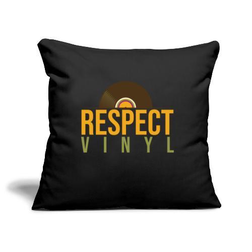 Urban • Respect Vinyl - Sofakissenbezug 44 x 44 cm