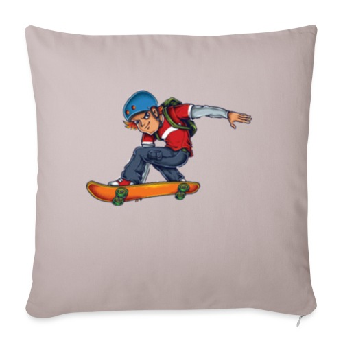 Skater - Sofa pillowcase 17,3'' x 17,3'' (45 x 45 cm)