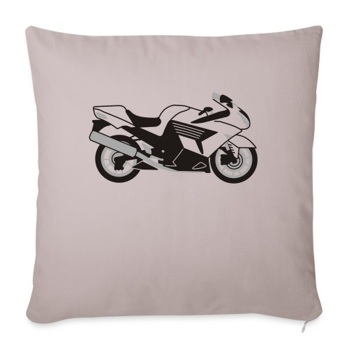 ZZR1400 ZX14 - Sofa pillowcase 17,3'' x 17,3'' (45 x 45 cm)