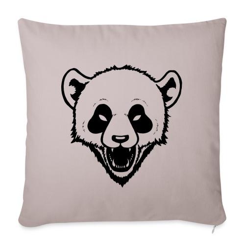 Panda - Sofakissenbezug 44 x 44 cm