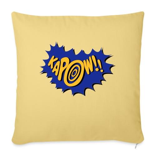 kapow - Sofa pillowcase 17,3'' x 17,3'' (45 x 45 cm)