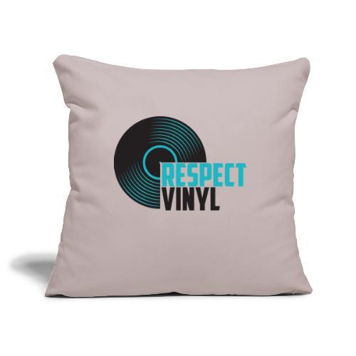 Blue Note • Respect Vinyl - Sofakissenbezug 44 x 44 cm