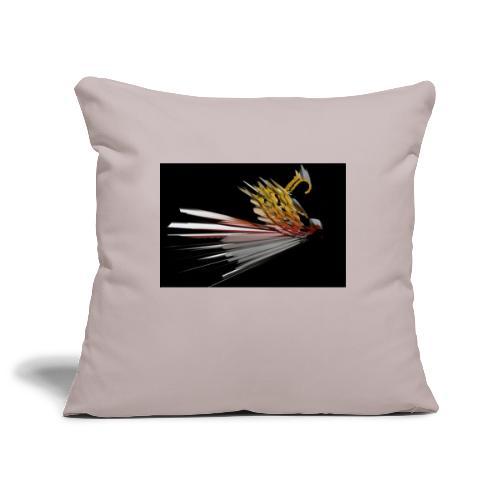 Abstract Bird - Sofa pillowcase 17,3'' x 17,3'' (45 x 45 cm)