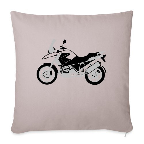 R1200GS 08-on - Sofa pillowcase 17,3'' x 17,3'' (45 x 45 cm)