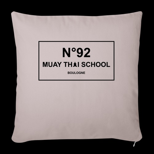 MTS92 N92 - Housse de coussin décorative 45x 45cm