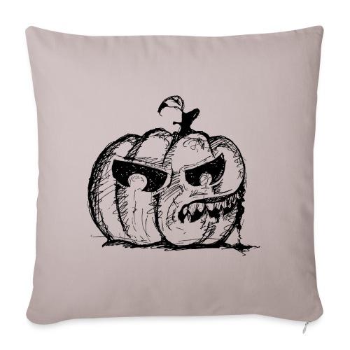 Pumpkin Terror - Sofa pillowcase 17,3'' x 17,3'' (45 x 45 cm)