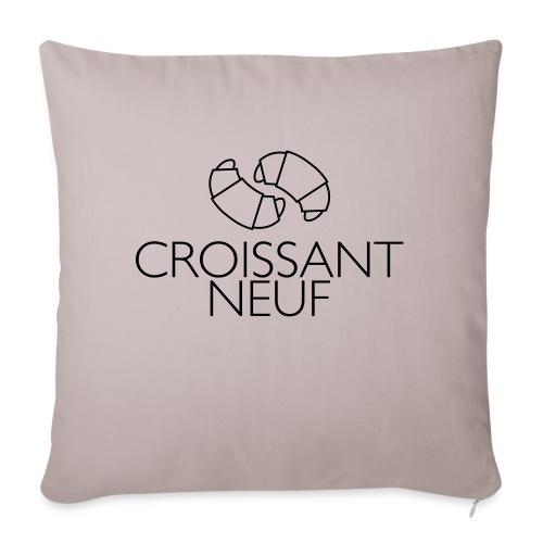 Croissaint Neuf - Sierkussenhoes, 45 x 45 cm