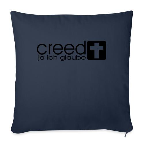 Creed Glaube - Sofakissenbezug 44 x 44 cm