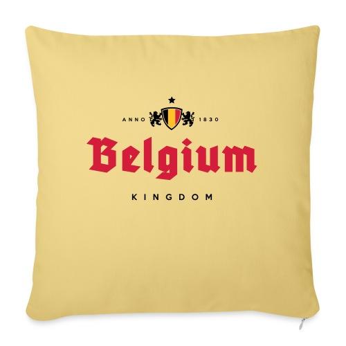 Bierre Belgique - Belgium - Belgie - Housse de coussin décorative 45x 45cm