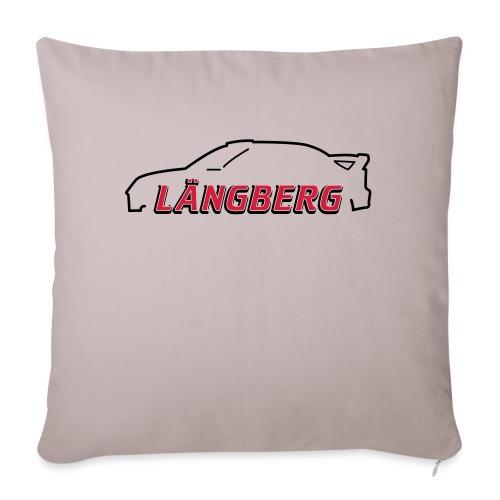 logotype Laengberg - Soffkuddsöverdrag, 45 x 45 cm