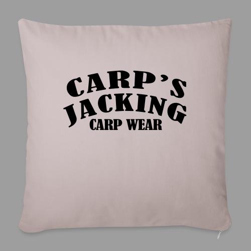 Carp's griffe CARP'S JACKING - Housse de coussin décorative 45x 45cm