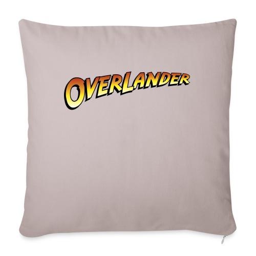 Overlander - Autonaut.com - Sofa pillowcase 17,3'' x 17,3'' (45 x 45 cm)