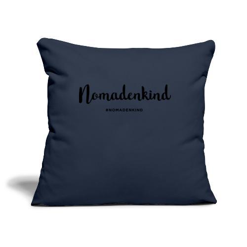 Nomadenkind by Solonomade - Sofakissenbezug 44 x 44 cm