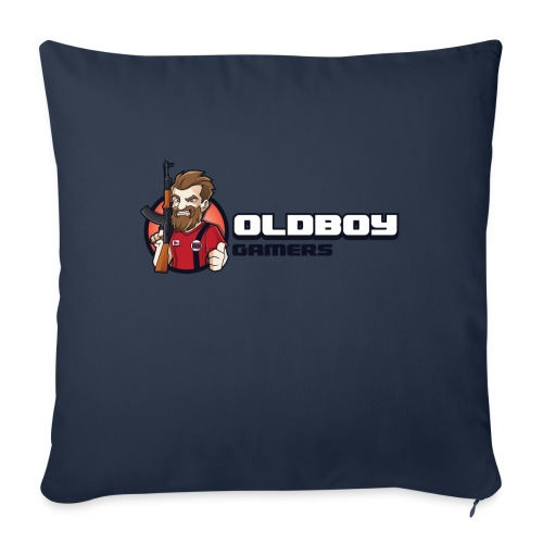 Oldboy Gamers Fanshirt - Sofaputetrekk 45 x 45 cm