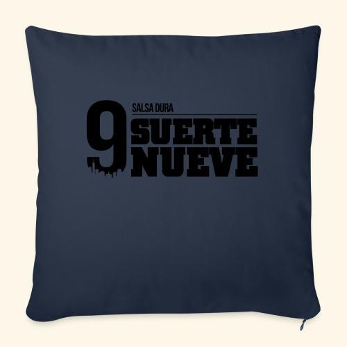 Logo Suerte - Housse de coussin décorative 45x 45cm