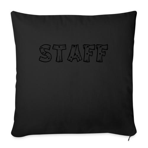 STAFF - Copricuscino per divano, 45 x 45 cm
