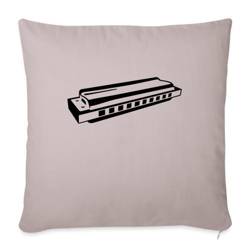 Harmonica - Sofa pillowcase 17,3'' x 17,3'' (45 x 45 cm)