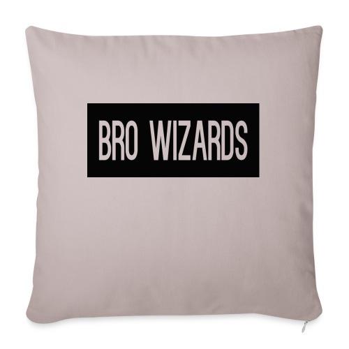 Browizardshoodie - Sofa pillowcase 17,3'' x 17,3'' (45 x 45 cm)