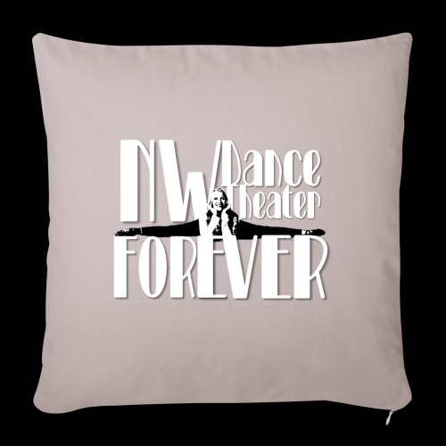 NW Dance Theater Forever [DANCE POWER COLLECTION] - Sofa pillowcase 17,3'' x 17,3'' (45 x 45 cm)