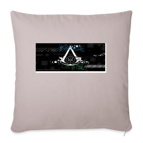 watch creed - Poszewka na poduszkę 45 x 45 cm