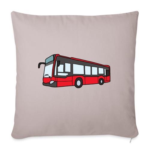 Bus I - Sofakissenbezug 44 x 44 cm
