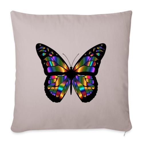 papillon design - Housse de coussin décorative 45x 45cm