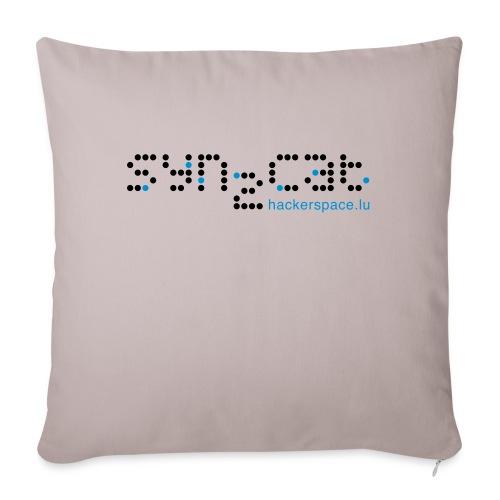 Binary Gras - Sofa pillowcase 17,3'' x 17,3'' (45 x 45 cm)