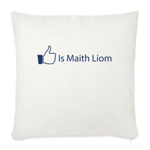 like nobg - Sofa pillowcase 17,3'' x 17,3'' (45 x 45 cm)