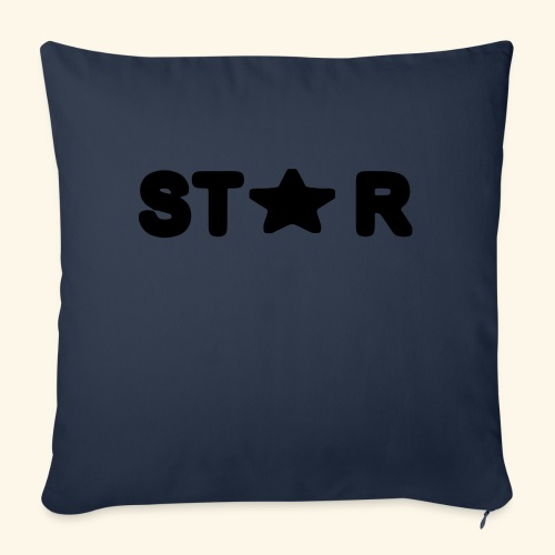 Star of Stars - Sofa pillowcase 17,3'' x 17,3'' (45 x 45 cm)