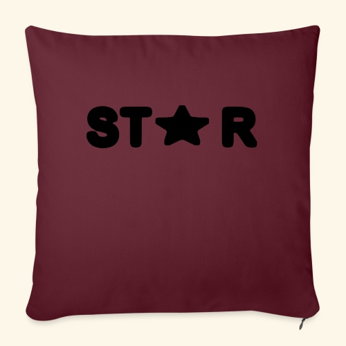 Star of Stars - Sofa pillowcase 17,3'' x 17,3'' (45 x 45 cm)