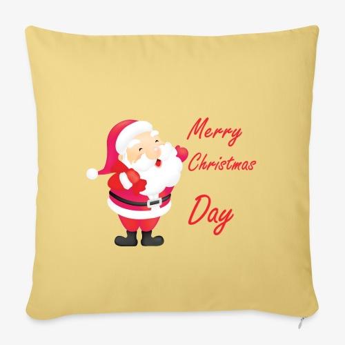 Merry Christmas Day Collections - Housse de coussin décorative 45x 45cm