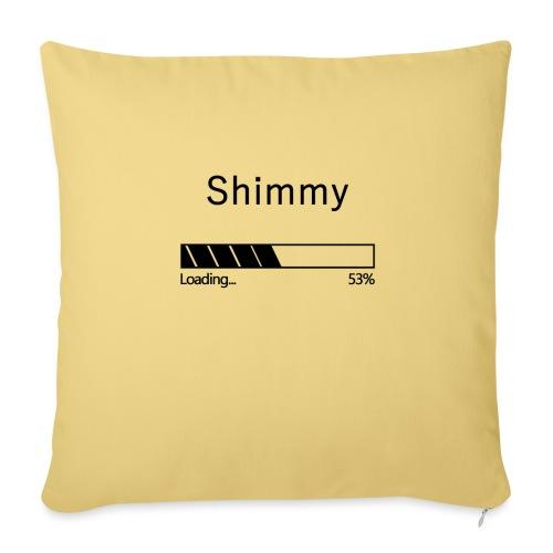 Shimmy Loading ... Black - Sofa pillowcase 17,3'' x 17,3'' (45 x 45 cm)