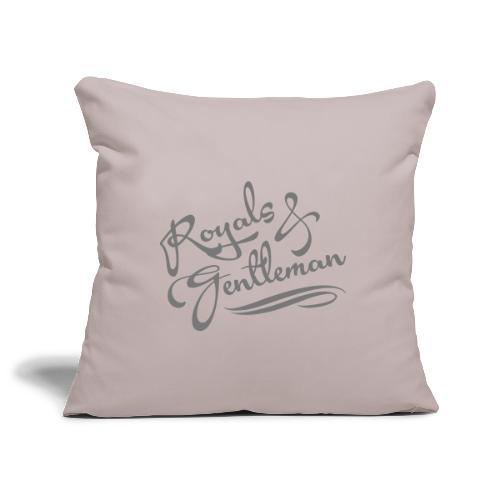Royal Gent - Copricuscino per divano, 45 x 45 cm