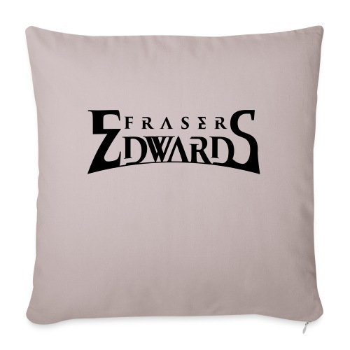 Fraser Edwards Men's Slim Fit T shirt - Sofa pillowcase 17,3'' x 17,3'' (45 x 45 cm)